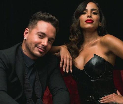 'Downtown' é a 3ª música do projeto'Checkmate', de Anitta (Divulgação)