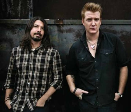 Bandas de Dave Grohl e Josh Homme farão 5 shows no Brasil (Divulgação)