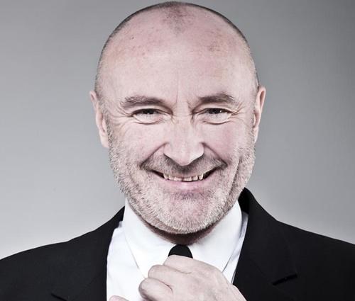 Será a 1ª passagem de Phil Collins em carreira solo pelo Brasil (Divlugação)