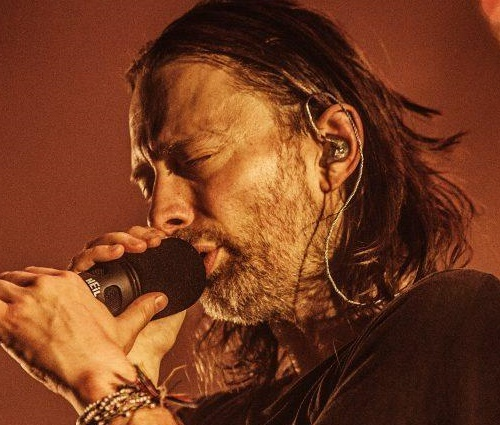 Shows da banda de Thom Yorke (foto) serão em SP e no Rio (Reprodução/Instagram)