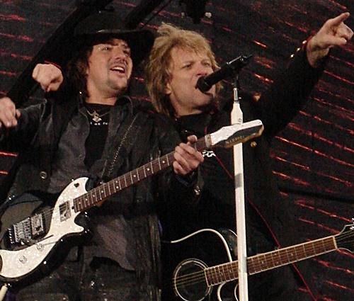 Richie Sambora voltará ao Bon Jovi para show no Hall da Fama do Rock
