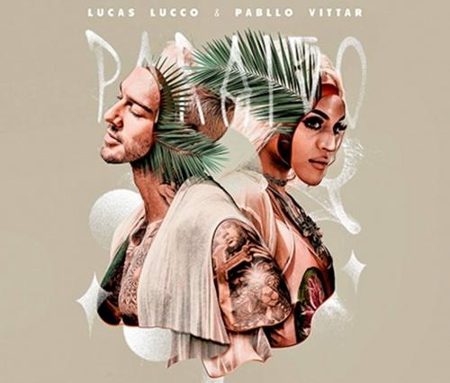 Capa do single'Paraíso', lançado nesta sexta-feira pelo sertanejo (Divulgação)