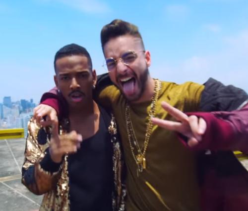 Hit foi lançado em dezembro em parceria com o cantor colombiano (Divulgação)