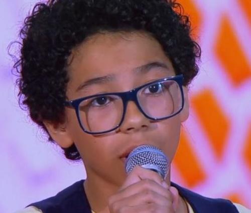 Jovem cantor apresentou versão de 'Sapato Velho', do Roupa Nova (Reprod./Gshow)