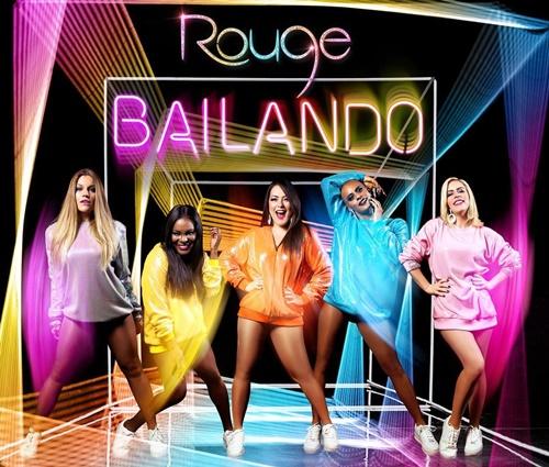 Capa do single'Bailando', do Rouge (Reprodução/Instagram)