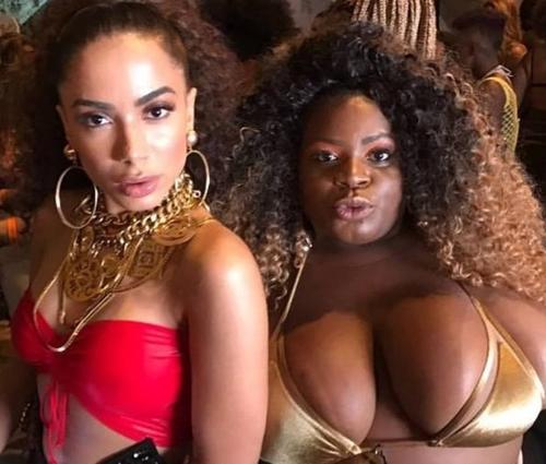 Dona do hit é amiga pessoal de Anitta (Divulgação)