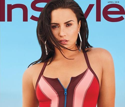 'Estou descobrindo o que gosto', disse Demi à revista InStyle (Repr./Instagram)
