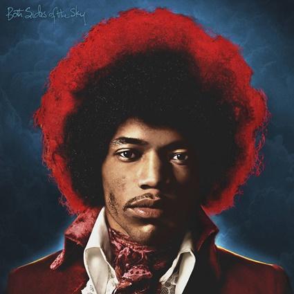 Um dos lançamentos é 'Both Sides of the Sky', de Jimi Hendrix (Divulgação)