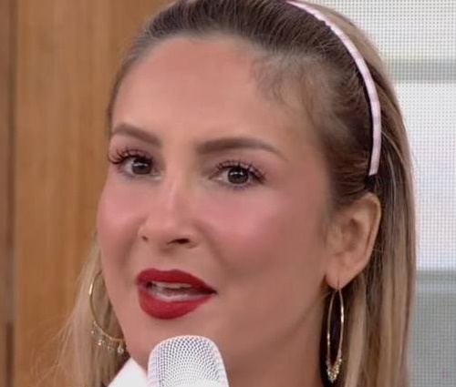 Cantora foi acusada de machismo nas redes sociais (Reprodução/Globo)