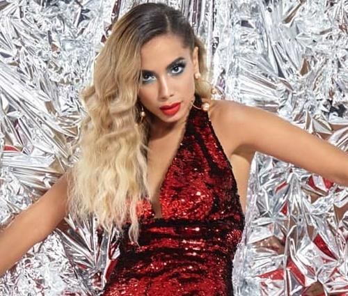 Anitta recebeu nove indicações para o MTV MIAW (Reprodução/Instagram)