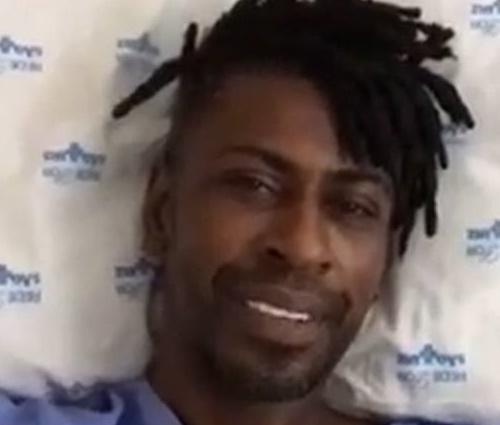 Dodô foi internado para tratar úlcera (Reprodução/Instagram)