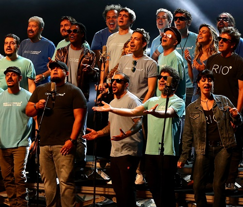 Iniciativa foi capitaneada por organização do Rock in Rio (Fabio Motta/Estadão)