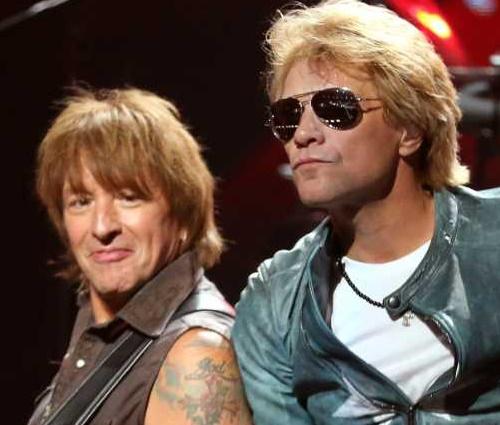 Richie Sambora saiu do Bon Jovi em 2013 (Reprodução/Facebook)