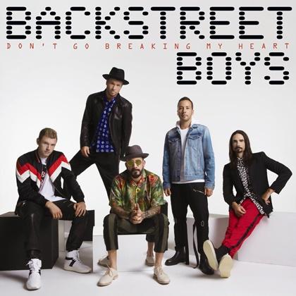 5 anos depois, Backstreet Boys anunciam que vão lançar música nova