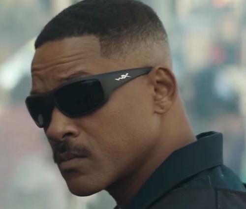 Carreira de Will Smith teve início na música (Reprodução/Netflix)