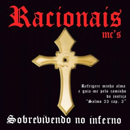 Capa de 'Sobrevivendo no Inferno', dos Racionais MCs (Divulgação)