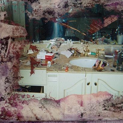 Imagem foi usada na capa do disco'Daytona', de Pusha T (Divulgação)