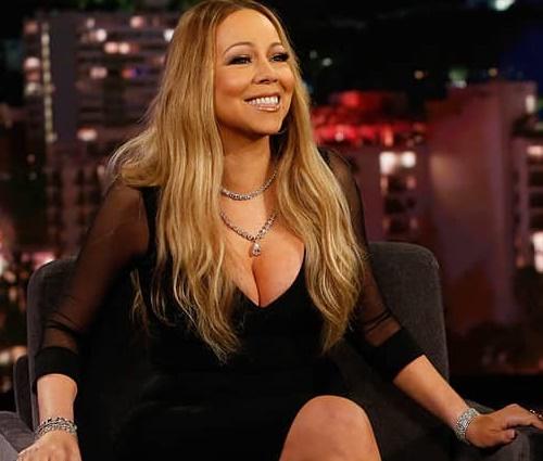 Mariah falou sobre o caso em entrevista a Jimmy Kimmel (Reprodução/Instagram)