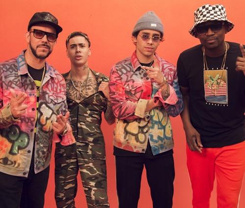 Música propõe encontro cultural entre Brasil e Jamaica (Divulgação)