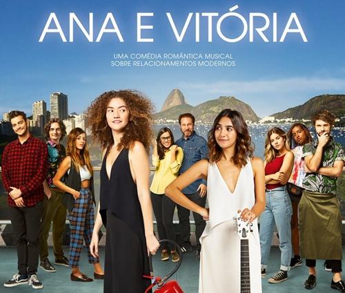 Trailer oficial do filme 'Ana e Vitória' (Divulgação)