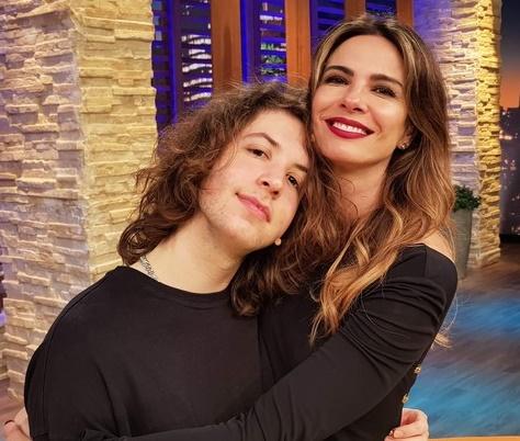 Luciana Gimenez e Lucas Jagger saíram em defesa de Mick Jagger (RedeTV/Divulg.)