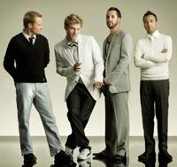 Backstreet Boys voltam ao Brasil
