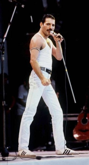 Freddie Mercury completaria 65 anos hoje