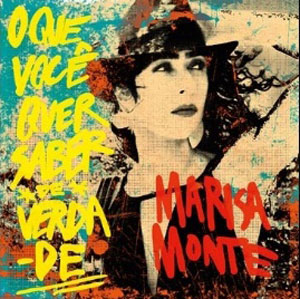 Marisa Monte inicia pré-venda de novo álbum