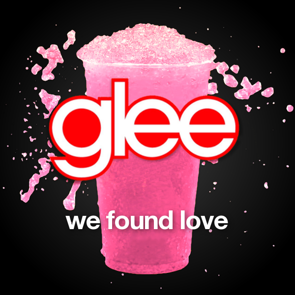 Glee faz vers�o do sucesso 'We Found Love' da Rihanna; ou�a