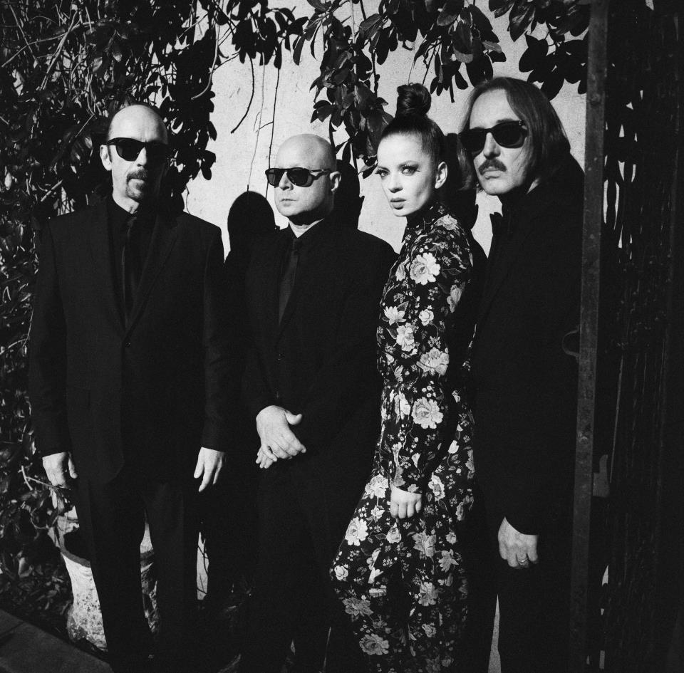 Garbage pretende lançar 'b-sides' do último álbum
