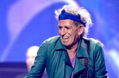 Keith Richards pretende lançar novo álbum solo